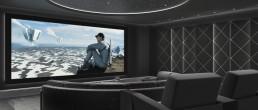 Cinema Room Residential