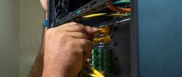 Crestron Installation Rack