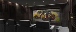 Private Home Cinema Design
