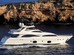 Yacht Crestron Programming